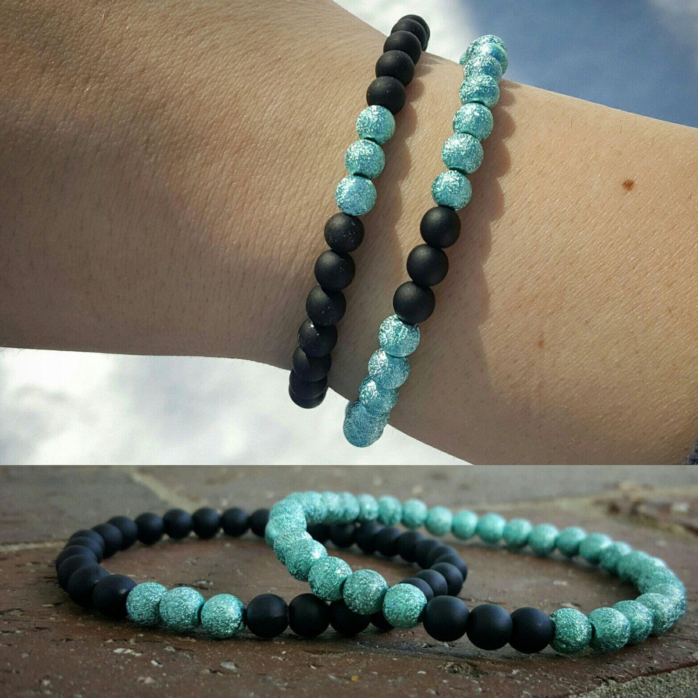 Couple Bracelets, Distance Bracelets, Long Distance Relationship ...
