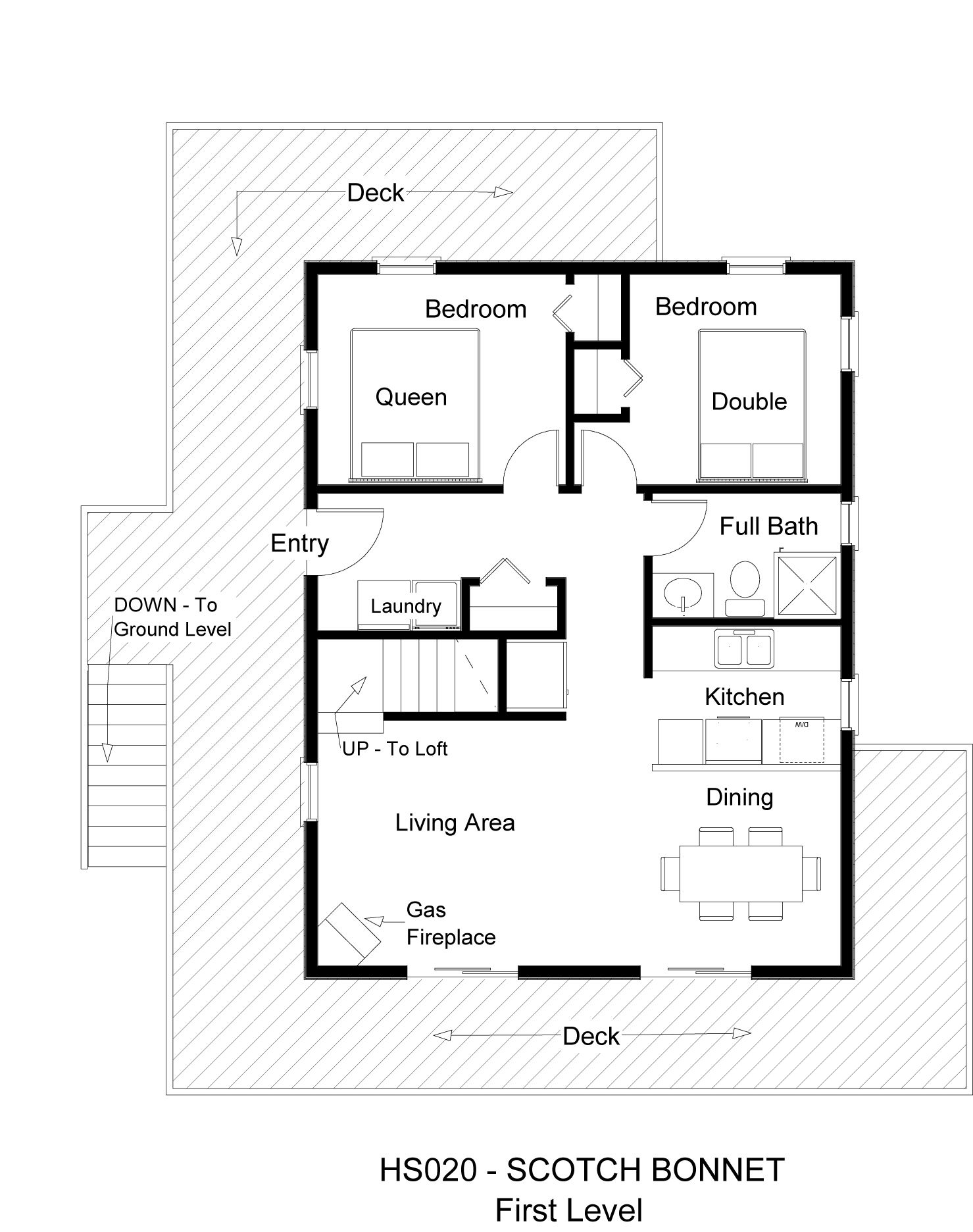 Image Result For Small Four Bedroom Home Plans House