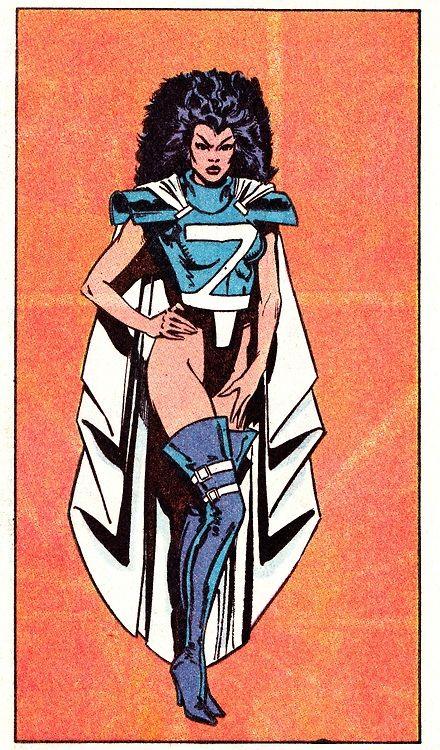 Zaladane Marc Silvestri Marvel Women Super Hero Costumes Marvel Heroes