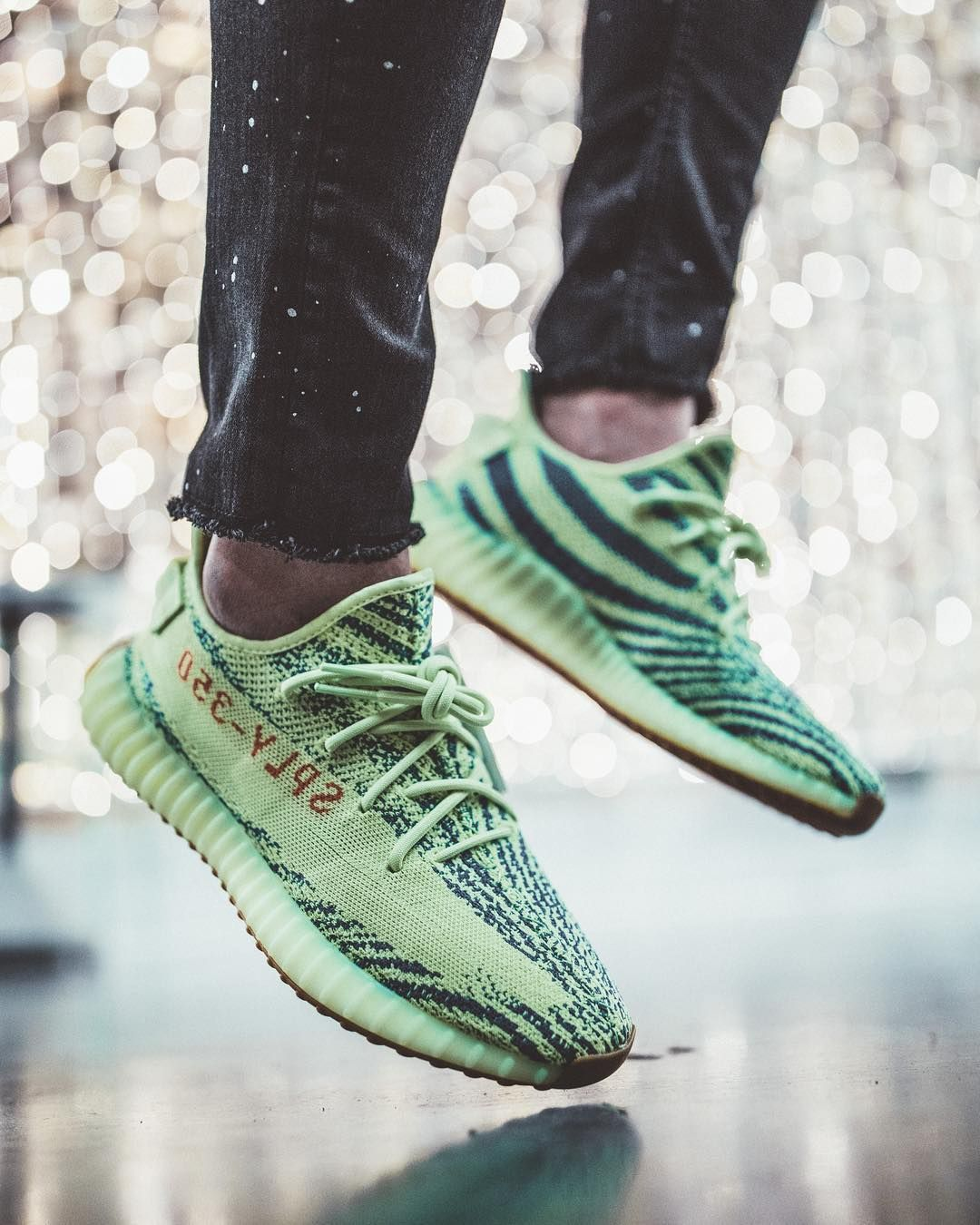 online retailer 3e2b7 afcfa Semi Frozen Yellow YEEZY 350 V2 | YEEZY by Kanye West in ...