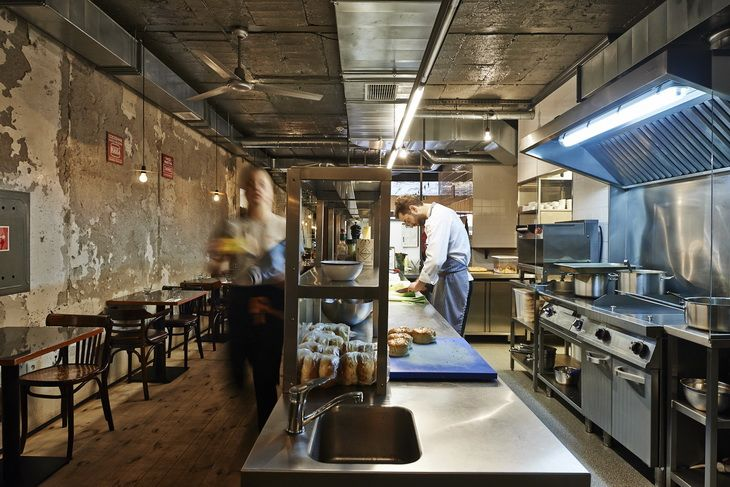 burger kitchen restaurant77 creative | projects to try