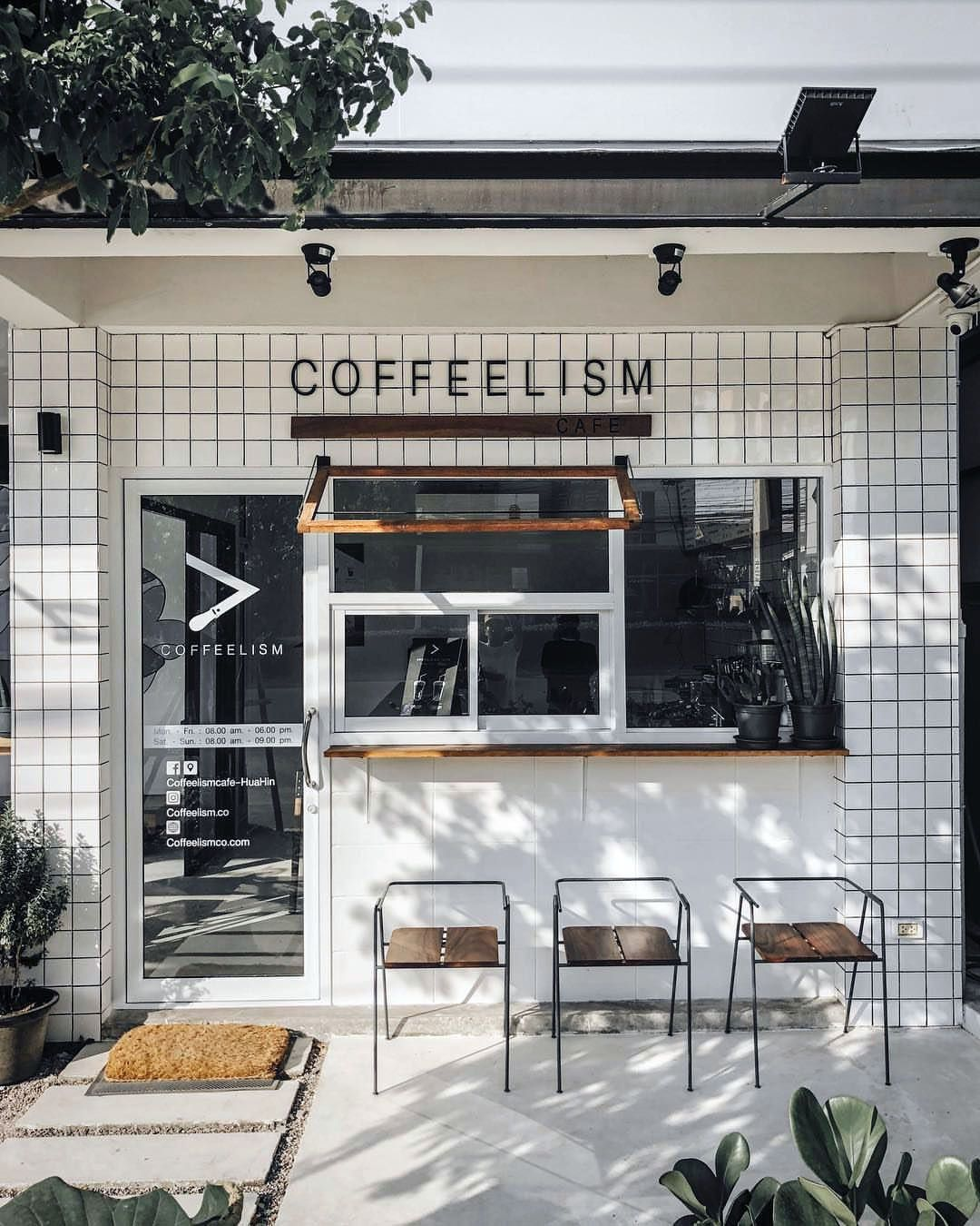 Eye Opening Coffee Bars You Ll Want For Your Own Kitchen Homes Tre Cafe Interior Design Coffee Shop Design Coffee Shop Decor