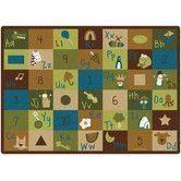 Found it at Wayfair - Learning Blocks Nature Kids Rug
