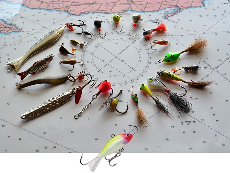 Perch lures fishing pinterest fish and ice fishing for Pike ice fishing lures