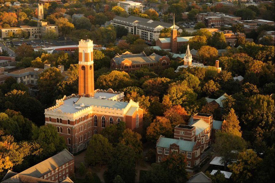 7 Vanderbilt University Law School Vanderbilt University Campus Law School Vanderbilt University