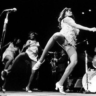 The Ikettes 1972 Tina Turner With Ike Turner In 2019