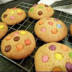 Super special Smarties cookies