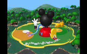 la casa de mickey mouse - Buscar con Google