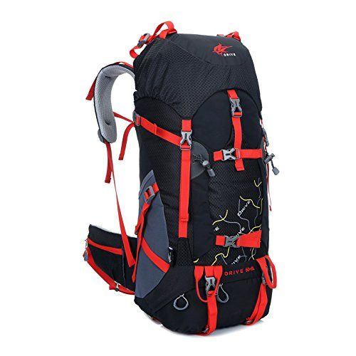Waterproof Outdoor mountaineering bag men hiking backpack gym bag large travel bag >>> Insider's special review you can't miss. Read more  : Backpacking gear