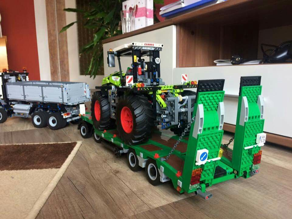 pin von bruce dracula auf lego technic modelle lego lkw. Black Bedroom Furniture Sets. Home Design Ideas