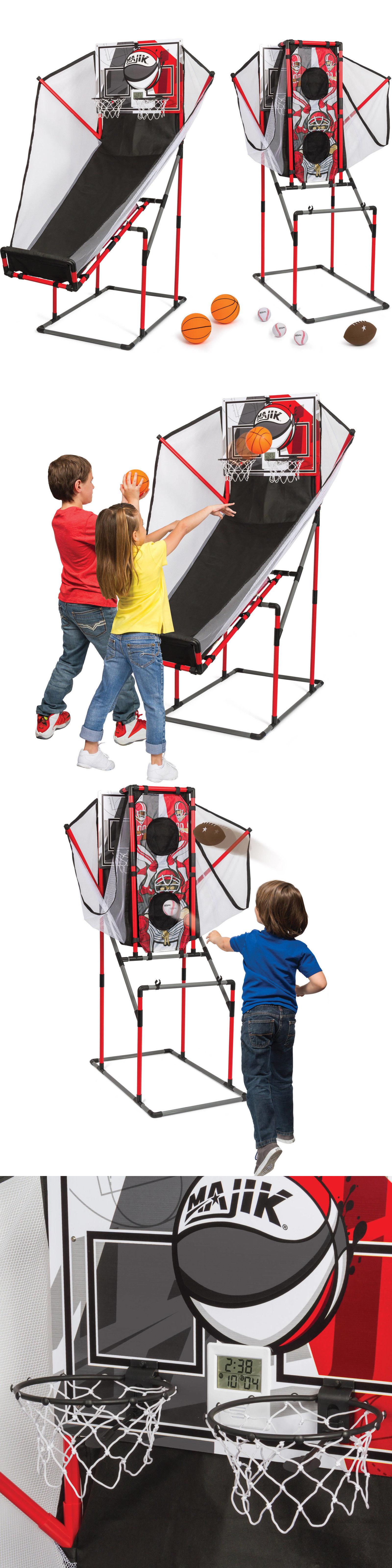 Other Indoor Games 36278: Arcade Sport Center Basketball Foo