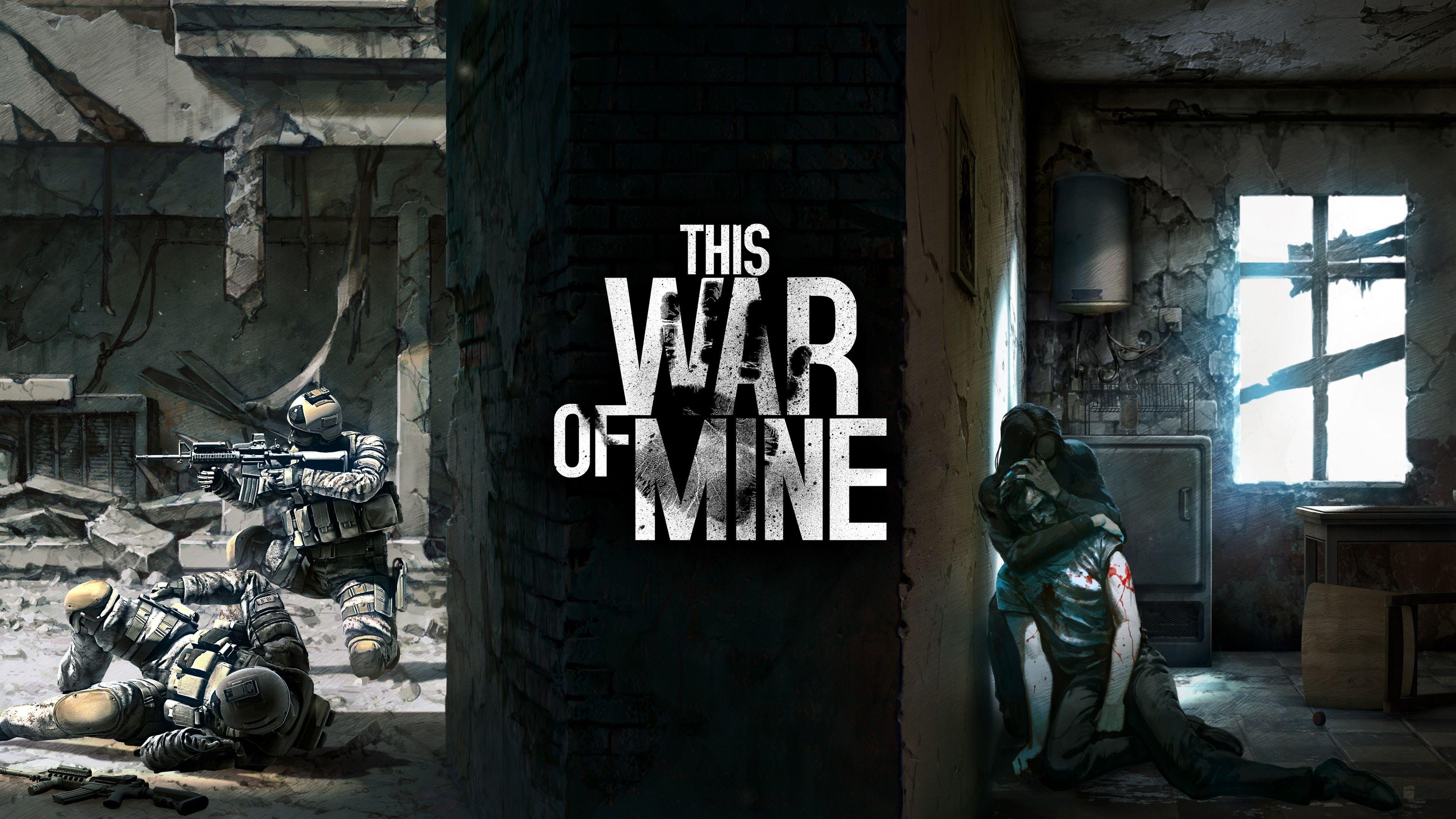 3840x2160 This War Of Mine 4k Wallpaper Backgrounds Hd War I Am Game Steam Summer Sale