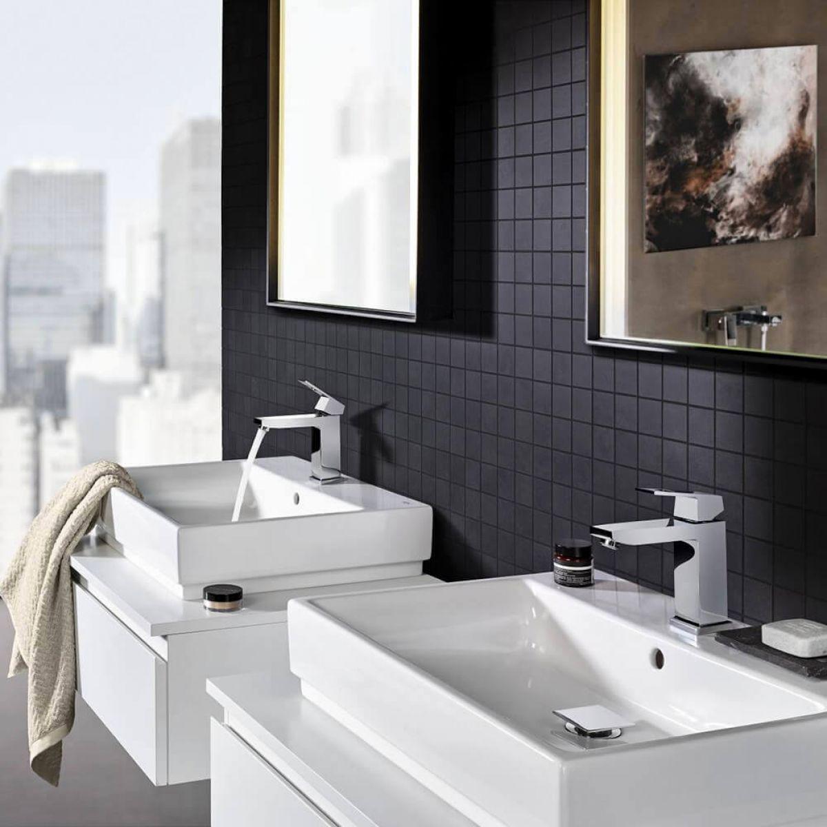 Grohe Cube Ceramic Countertop Washbasin - UK Bathrooms