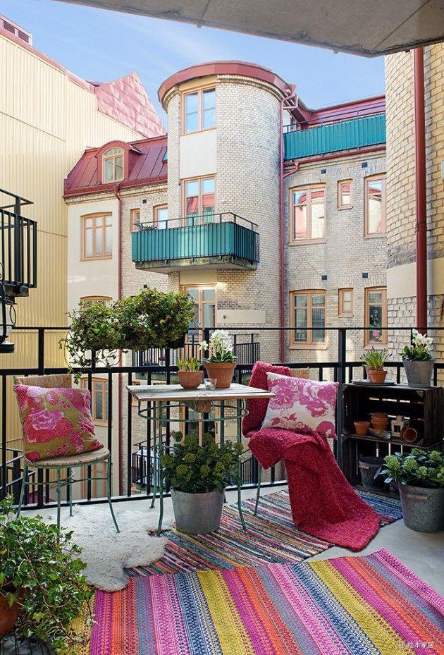 Al aire libre outdoor decorar tu casa es facilisimo for Terraza decoracion apartamento al aire libre