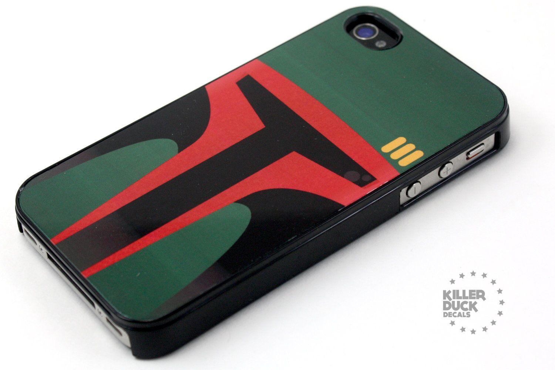 Boba Fett iPhone Case   Iphone 4s case, Iphone, Iphone cases