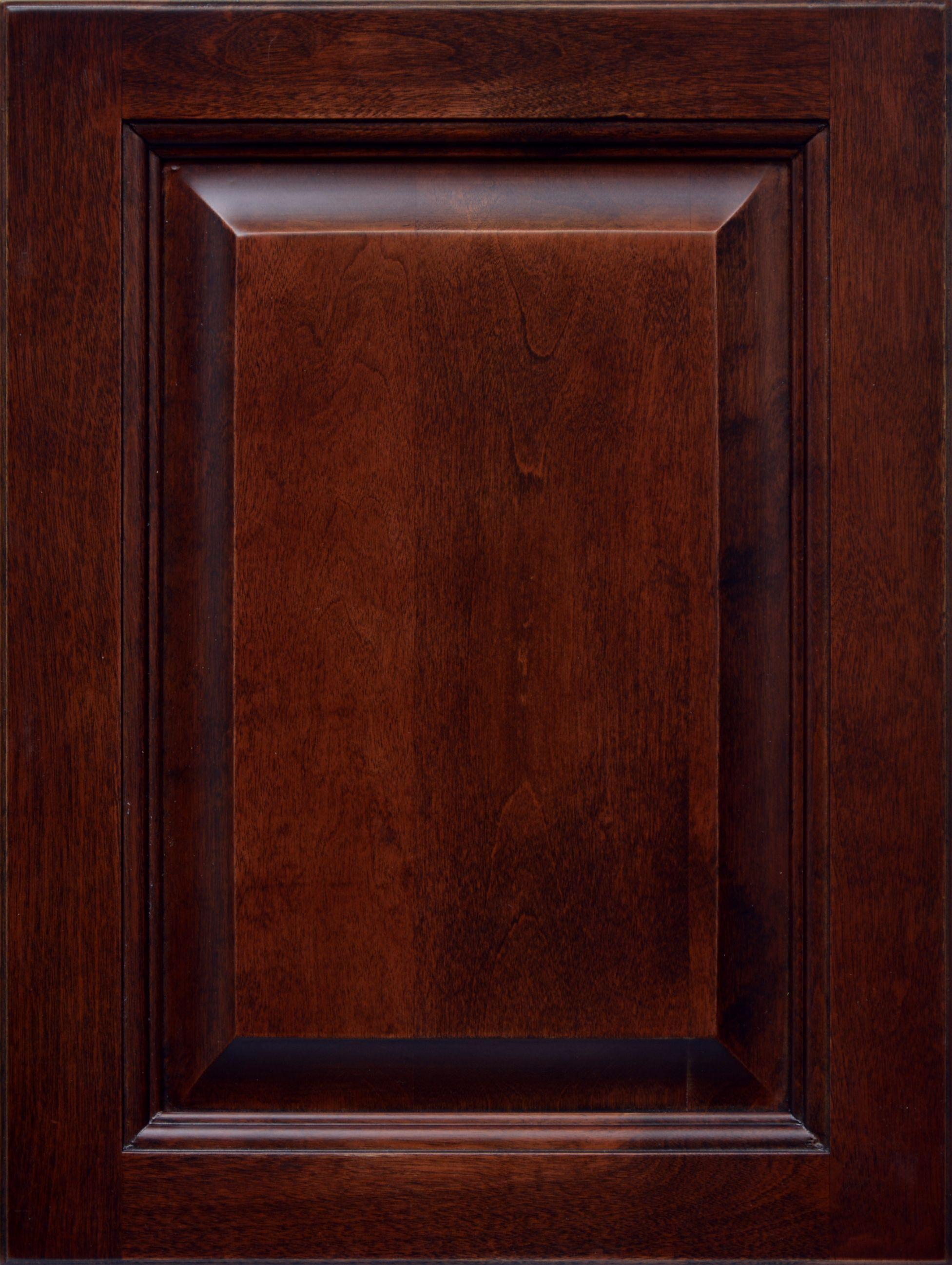 New Cherry Cabinet Door Sample  Fremont Cabinet Door