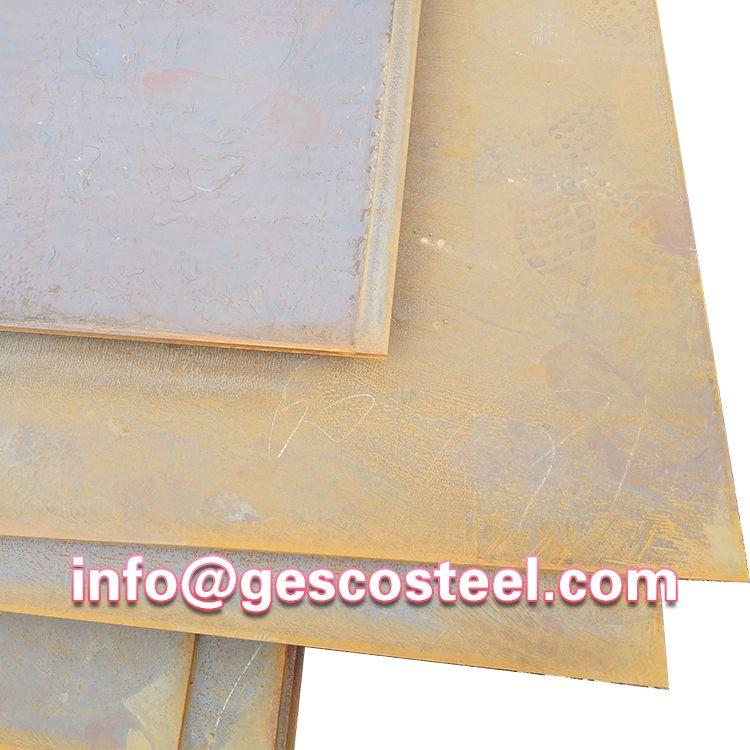 Astm A242 Corten A A588 Gr B S355jowp Corten Steel Sheet Plate Art Weathered Steel Plate Price Corten Steel Corten Plate Art