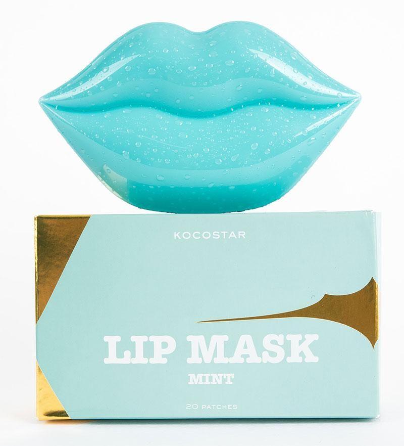 LIP MASK MINTRefreshing & Clean Lip mask, Lips, Lip patch