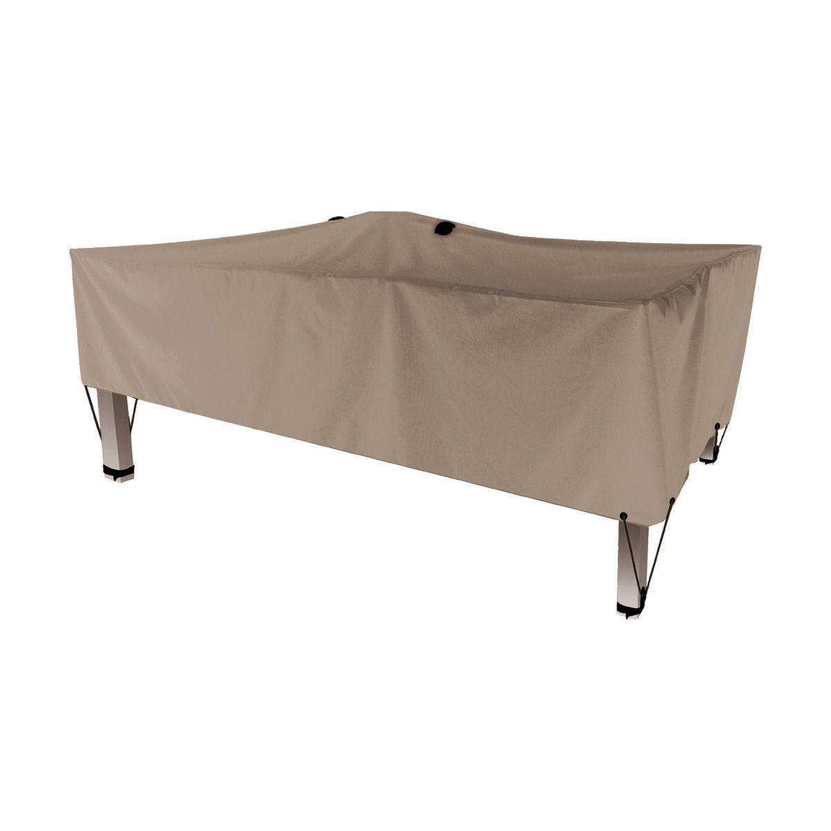 Haute Protection Cette Housse Protege Votre Table De Jardin