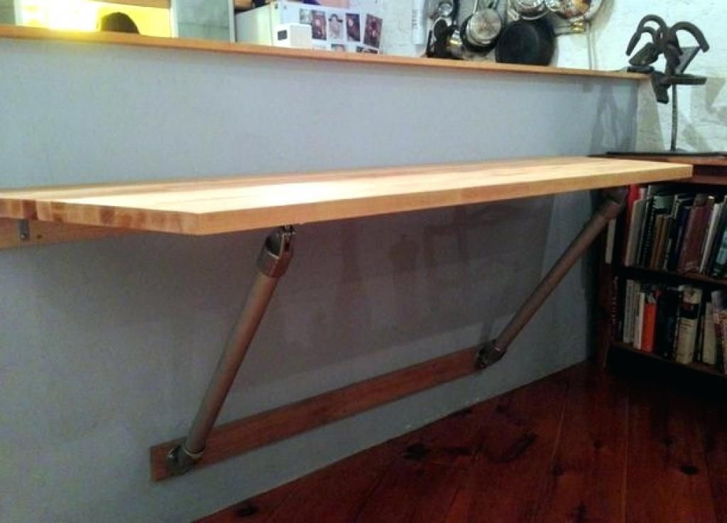 Folding Craft Table Best Wall Mounted Folding Table Ideas On Fold