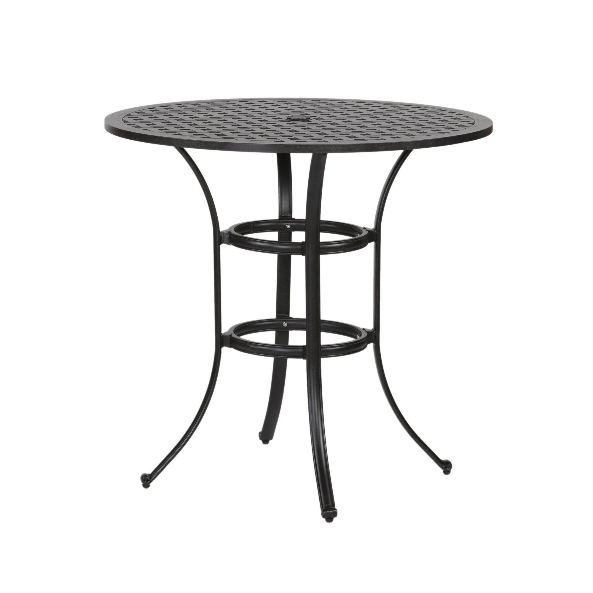 Patio Sparta 42 Inch Round Bar Table 40