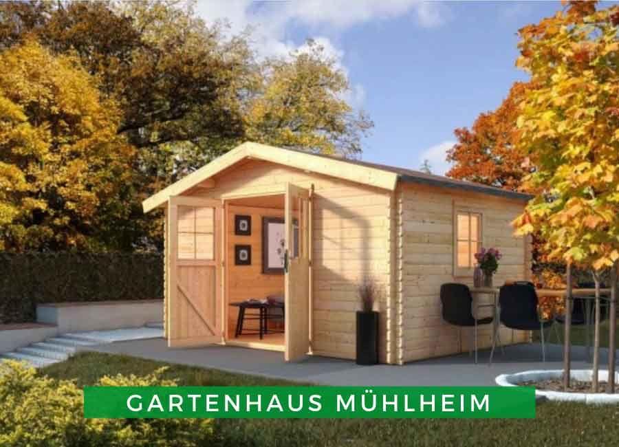 Gartenhaus Karibu Mühlheim 4 in 2019 Karibu gartenhaus