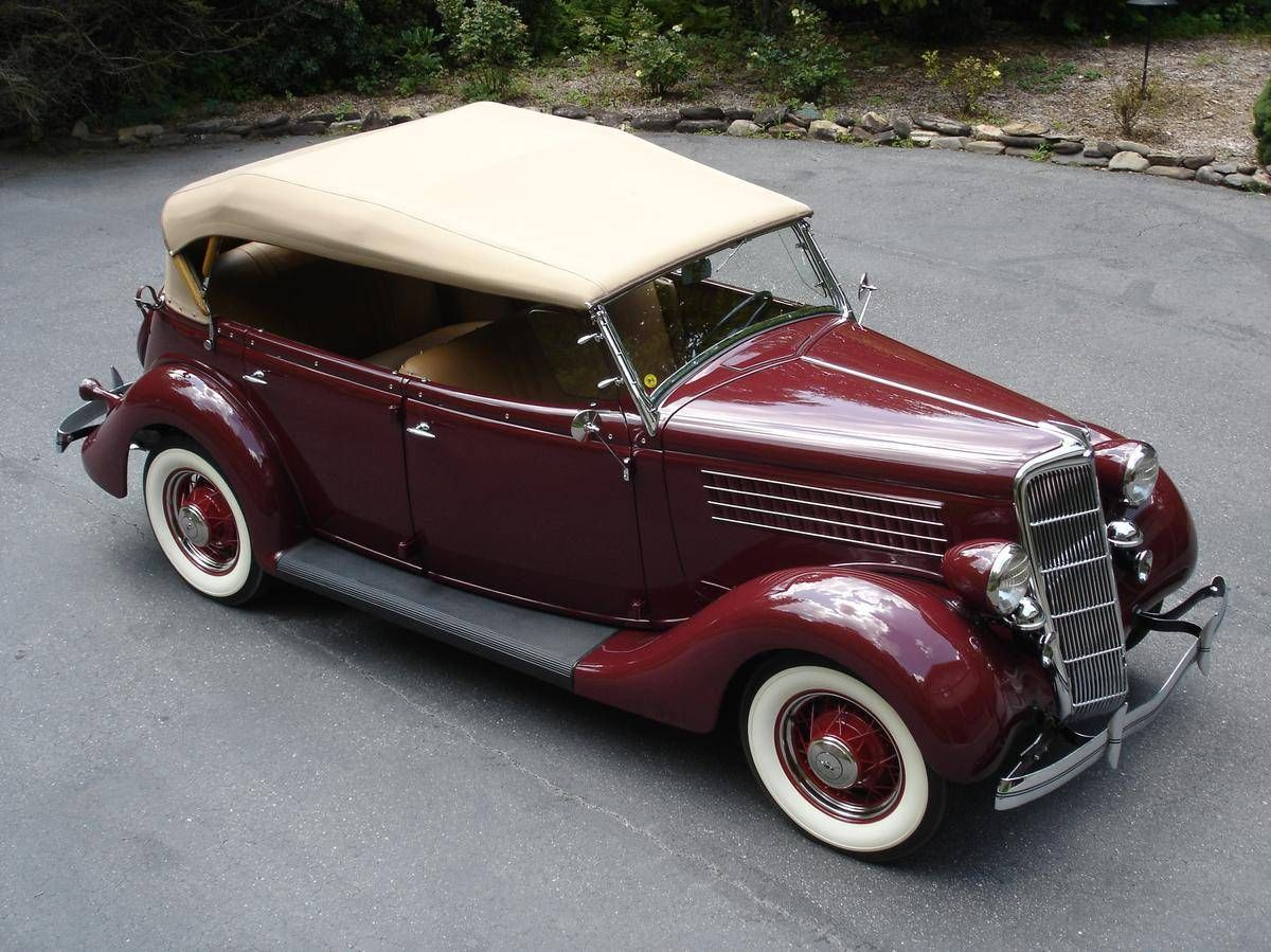 1935 Ford Phaeton for sale | Hemmings Motor News | Cars | Pinterest ...