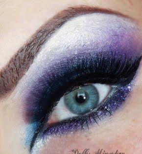 princess jasmine wow how pretty  evening eye makeup eye