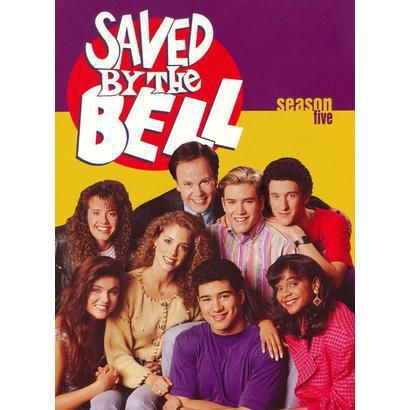 Saved by the Bell: Season Five (3 Discs)
