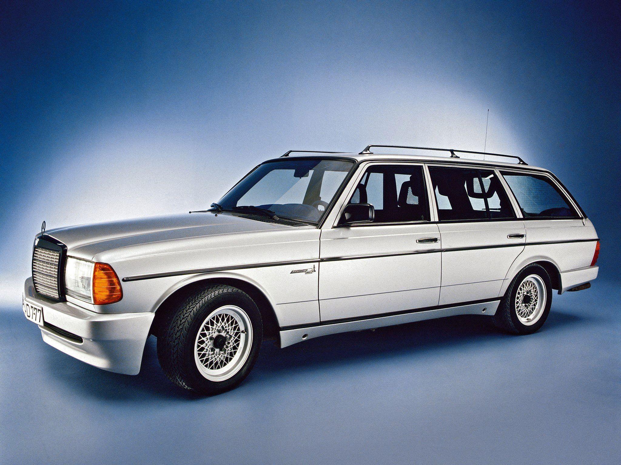 1980 Zender Mercedes-Benz 280TE (S123)