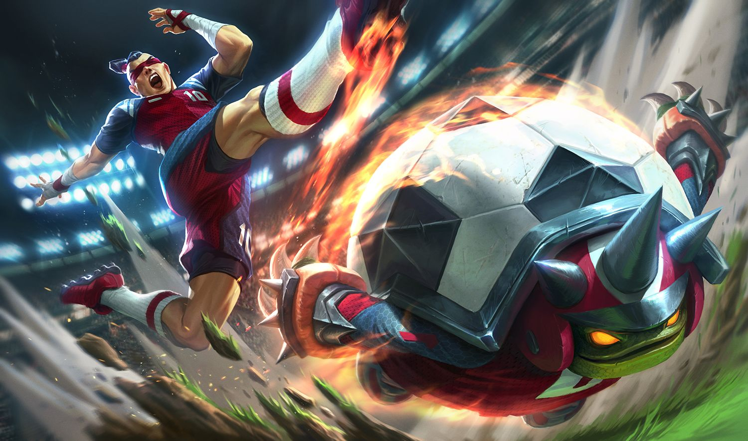 Soccer Lee Sin And Rammus By Alvinlee League Of Legends Champions League Of Legends League Of Legends Characters
