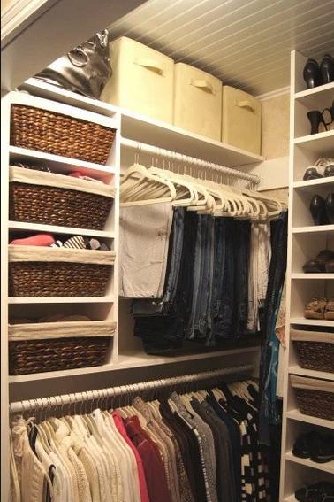 The Smartest Closet Organizer Ideas Master Bedroom Closets Organization Bedroom Organization Closet Diy Closet