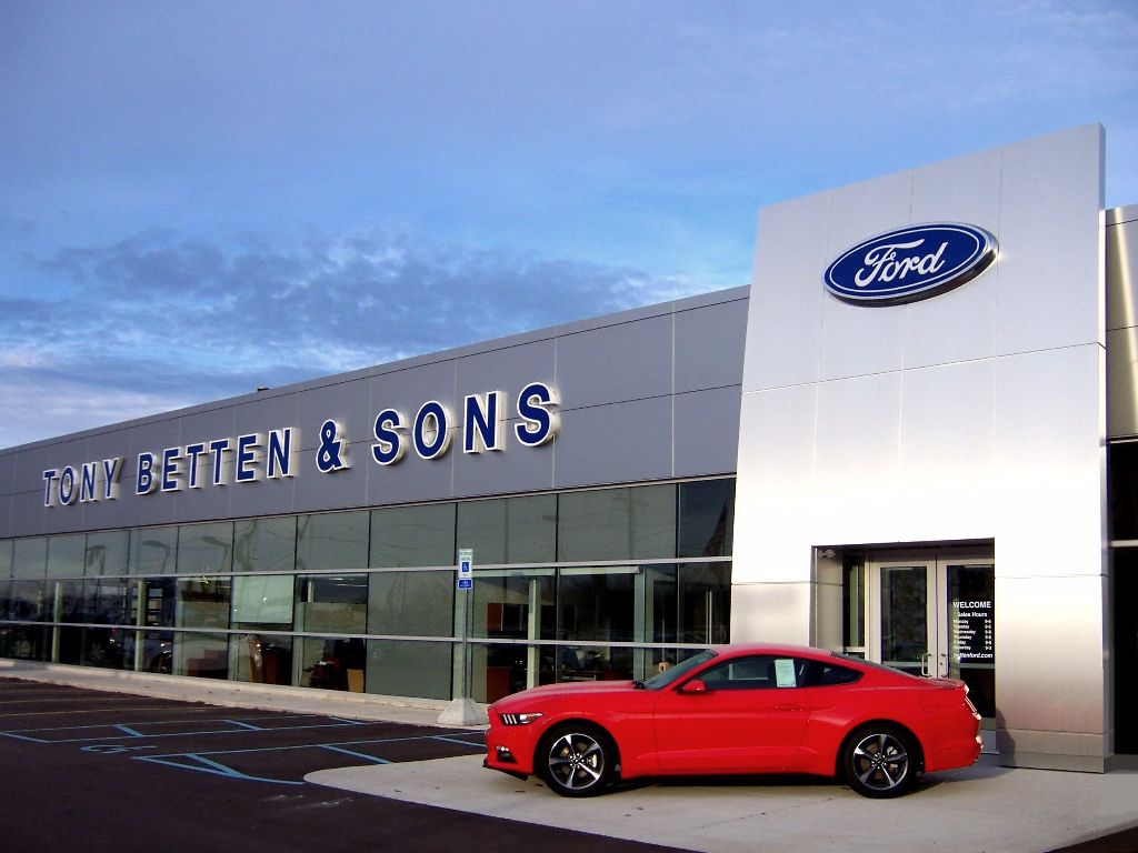 Ford Dealership Grand Rapids MI http//forddealers.us