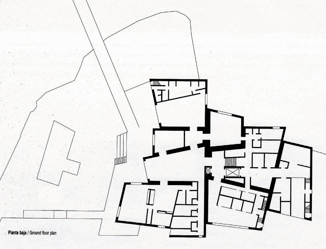 Hepworth wakefield art gallery west yorkshire uk 2011 for Plan estudios arquitectura