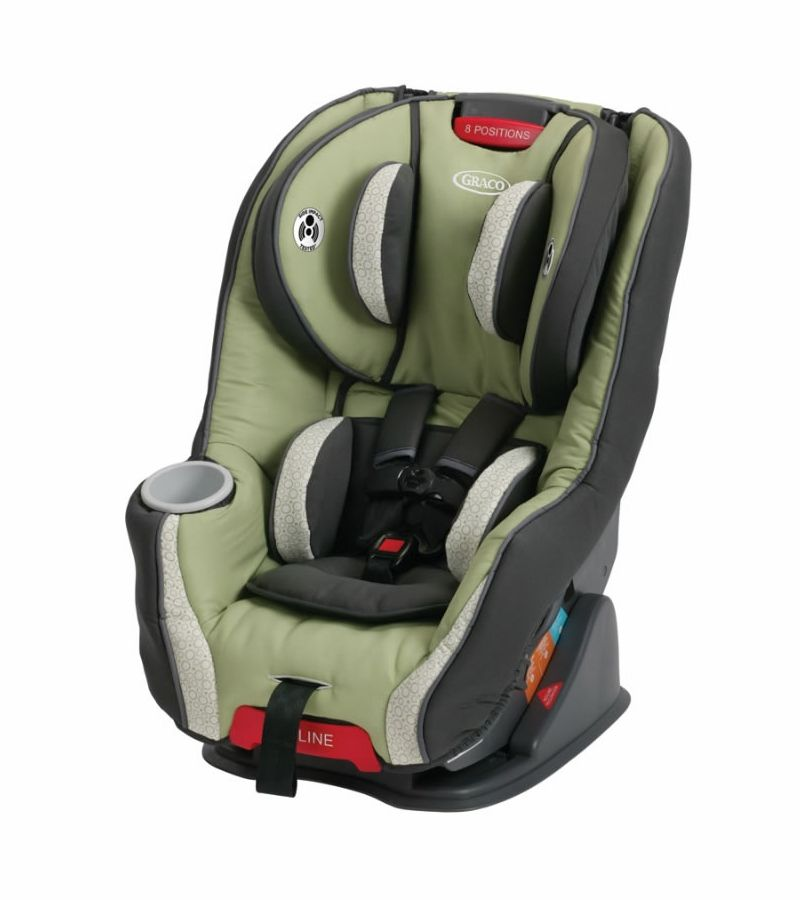 Graco Size4Me 65 Convertible Car Seat - Go Green | Baby ...