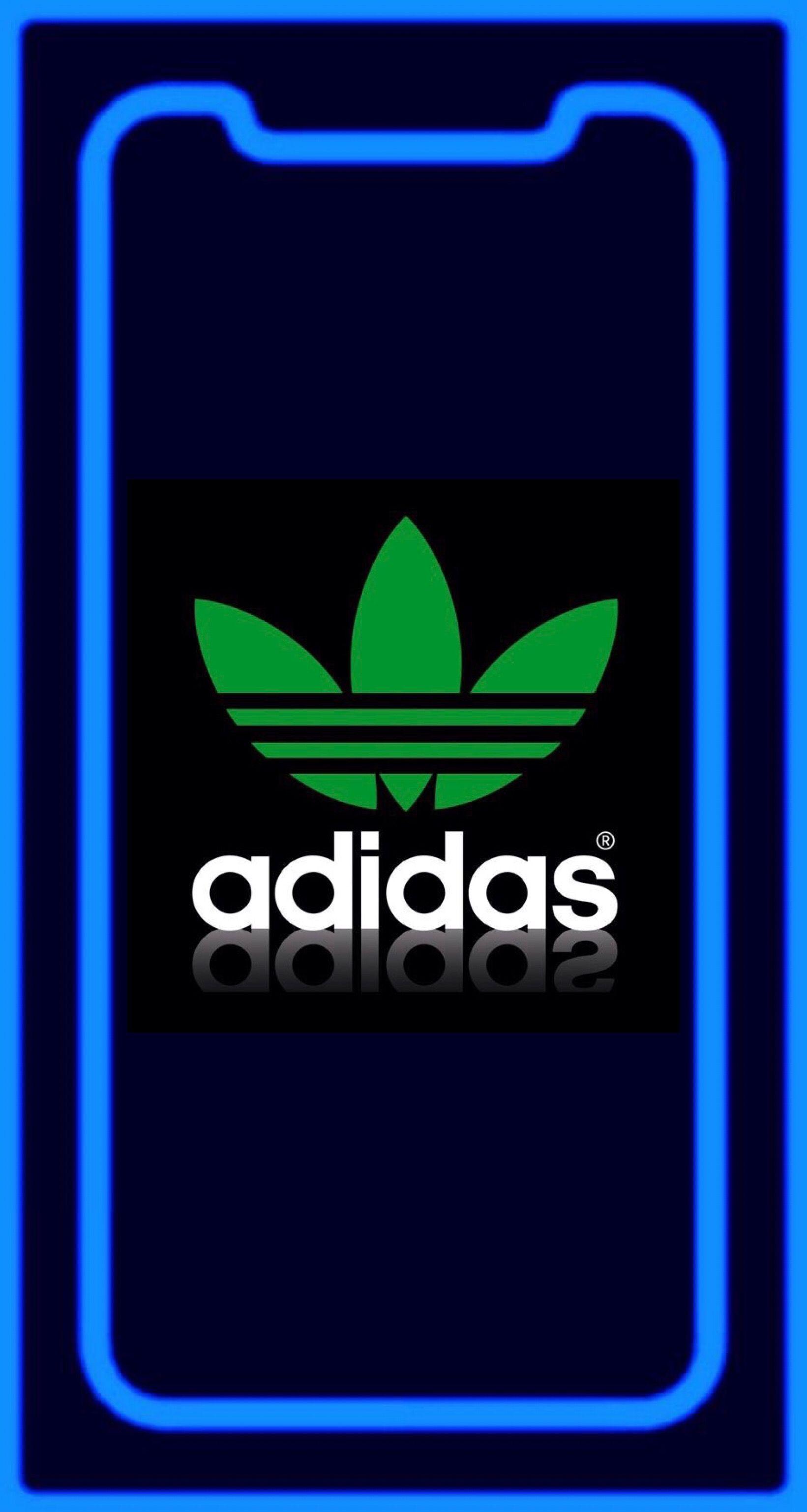 Wallpaper Iphone X Adidas Green Samsung Galaxy Wallpaper Android Adidas Logo Wallpapers Adidas Wallpapers