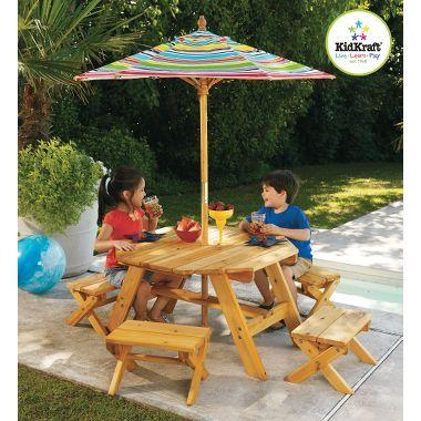 Kidkraft Kids Table And Stool Set 199 99