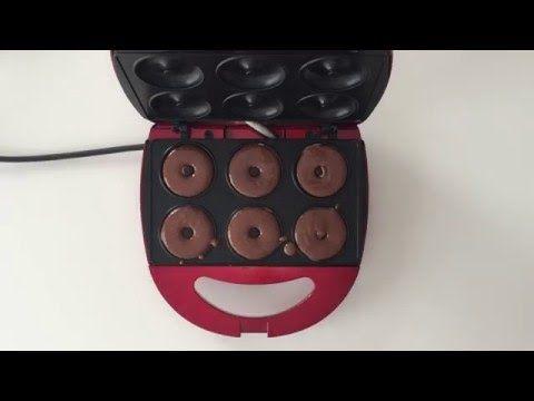 Mini donuts Fitness - Recetas Cocina HSN - YouTube