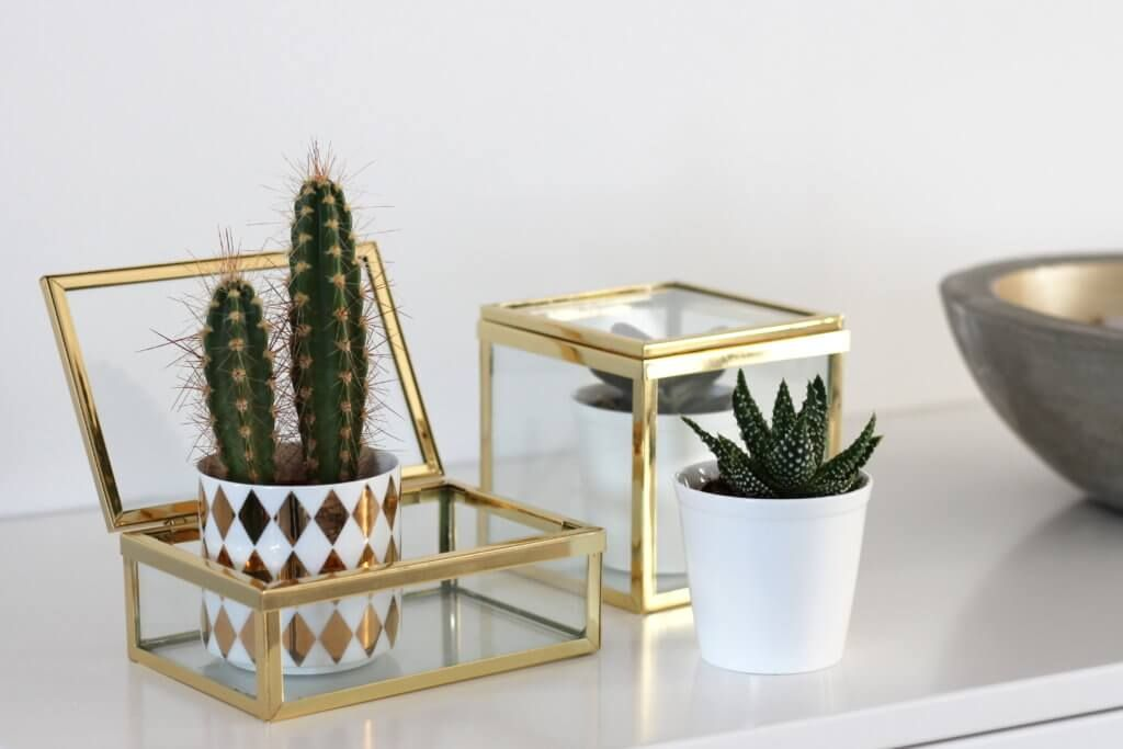 skandinavische wohnaccessoires in gold bringen ihre wohnung zum ... - Wohnzimmer Deko Gold