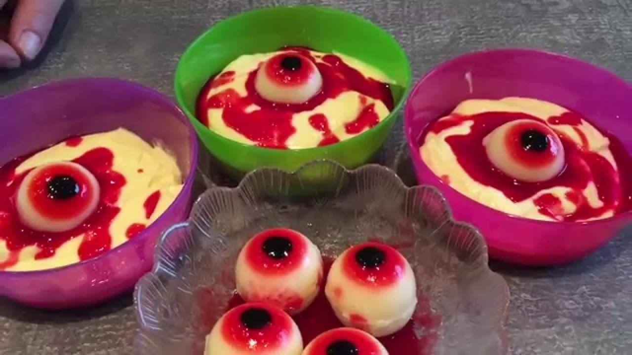 Halloween Augen Zum Essen