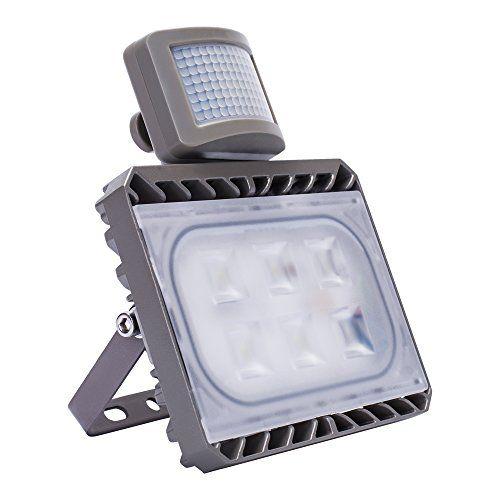 Outdoor Decor Solla 30w Cree Led Motion Sensor Flood Lights Led Security Light Outdoor 6000k Da Led Flood Lights Security Lights Light Fixtures Bedroom Ceiling