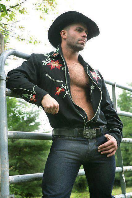 Cowboy Sexy