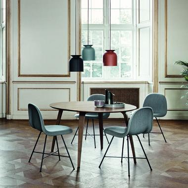 Gubi Gubi Dining Table Round Round Dining Table Furniture