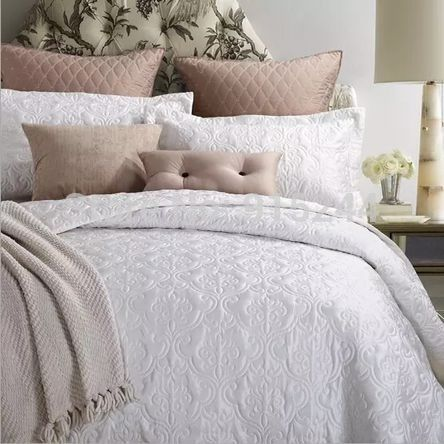 Find More Quilts Information About Luxury Cotton Whtie Color