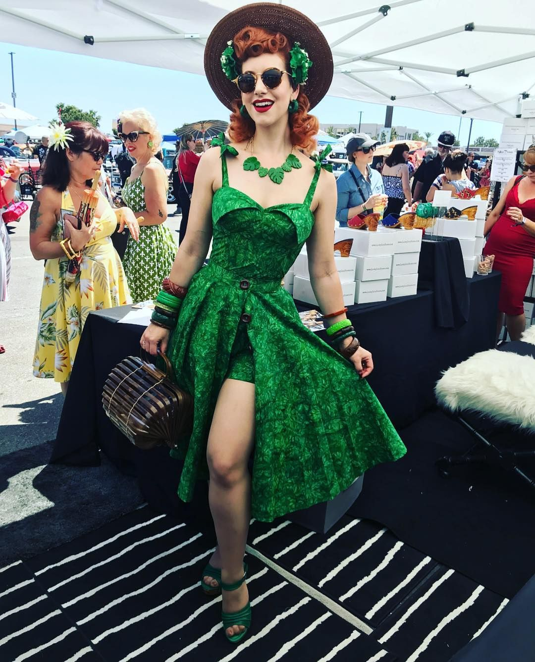Ella Miss Victory Violet On Instagram How Has It Already Been Two Weeks Since The Viva Las Ve Viva Las Vegas Outfit Vegas Outfit Retro Fashion Vintage