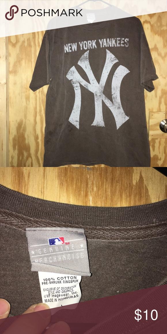 50810c849b Spotted while shopping on Poshmark  Men s Lg MLB Yankees shirt!  poshmark   fashion