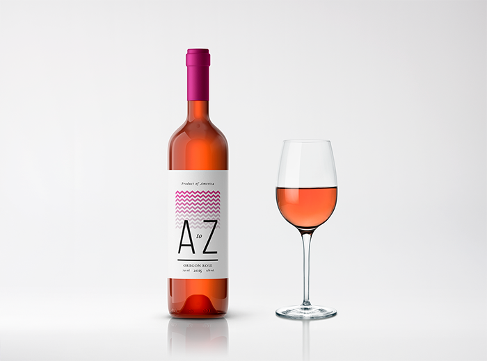 A to Z Wine | Packaging design, Packaging design inspiration and ...