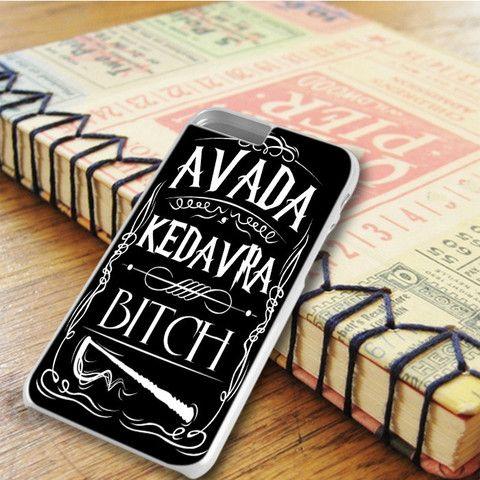 Avada Kedavra Tattoo Harry Potte iPhone 6 Plus|iPhone 6S Plus Case