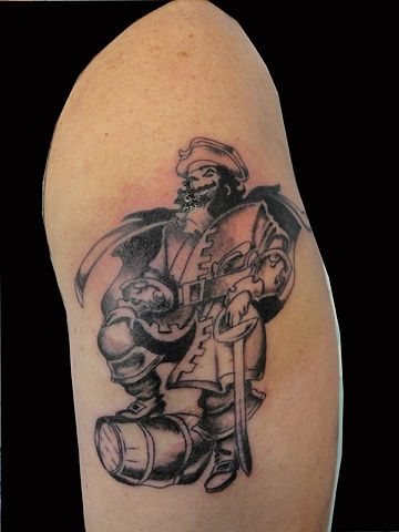captain morgan tattoo - 360×480