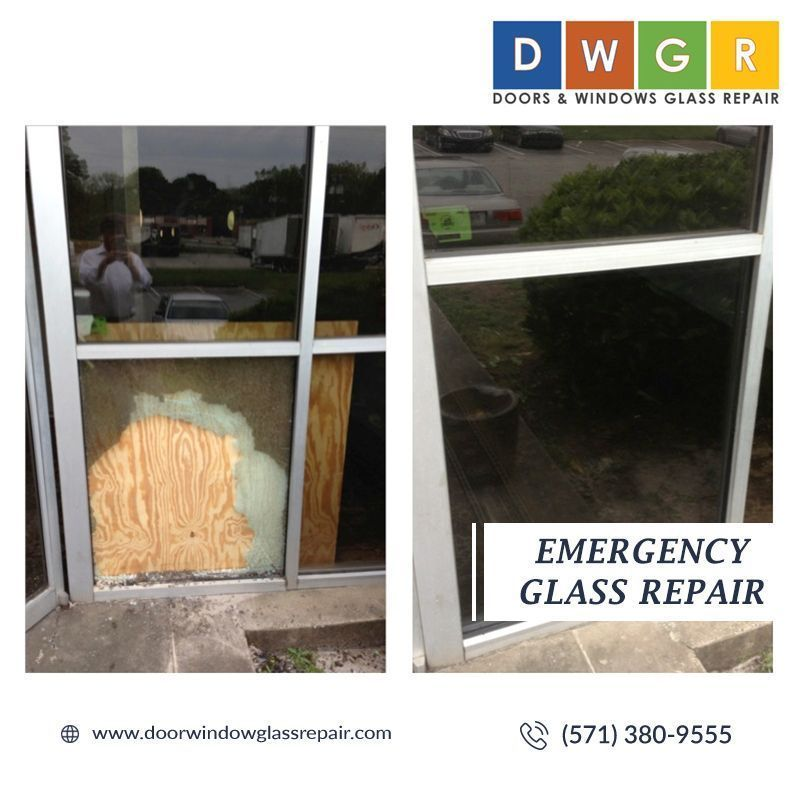 Emergency Glass Repair Glassrepair Do You Have A Broken Window Or